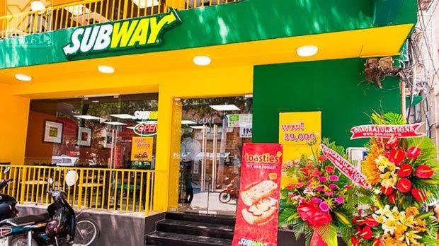 banh mi versus fast food