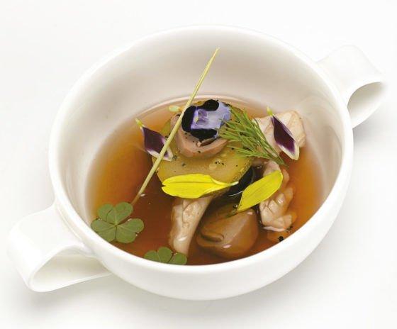 Fresh Squid Soup of Fishermen | Vietnamese Food Lovers