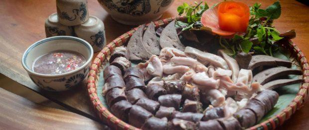 Organs In Vietnamese Cuisine